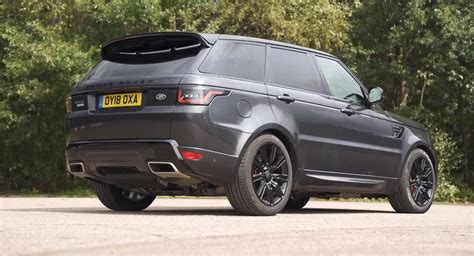 2019 Range Rover Sport by 2019 Range Rover Sport Is Not That Sporty But Do You