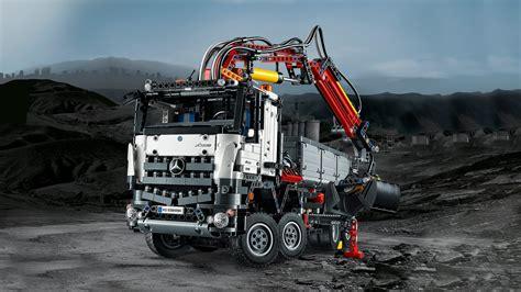 technic truck technic 42043 mercedes benz arocs 3245 truck new sealed
