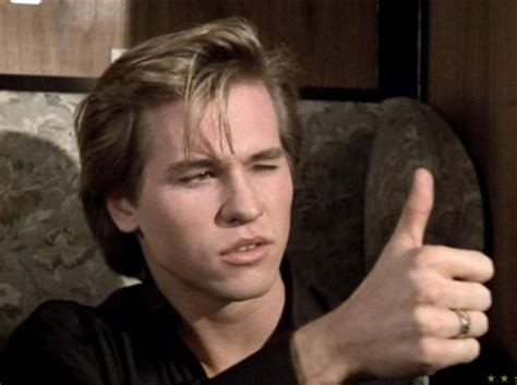 Val Kilmer Was A Putz On An Airplane by Far Back Fridays Top 5 Val Kilmer Roles From The 80 S