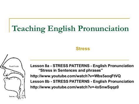 english patterns pronunciation teaching english pronunciation
