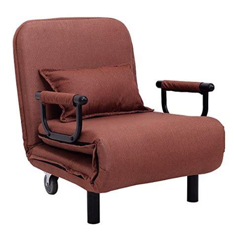 arm chair sofa bed giantex hw54759cf giantex 26 6 quot convertible sofa bed