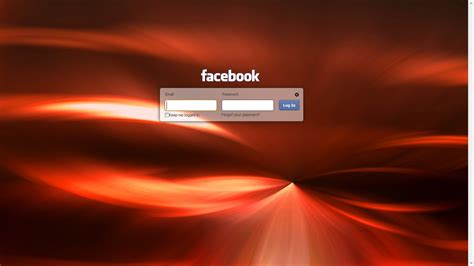 change facebook themes background how to change facebook login screen background hack a thon
