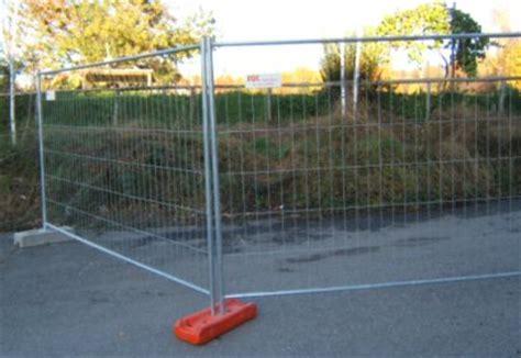 recinzioni mobili recinzioni zincate