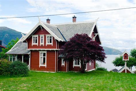 Haus In Norwegen Kaufen by Die Drachenh 228 User Balestrand Norwegen Der Sognefjord