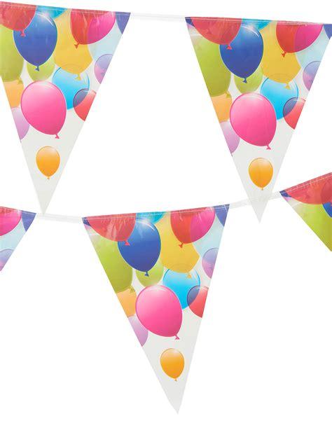 palloncini volanti ghirlande con bandierine palloncini volanti su vegaooparty