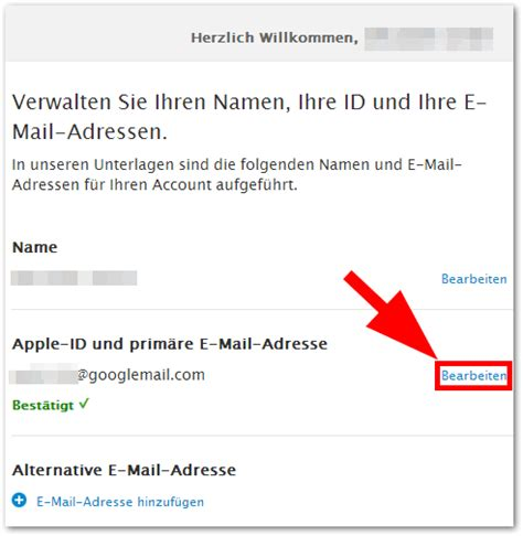 si鑒e apple iphone mac apple id e mail adresse 228 ndern techfrage