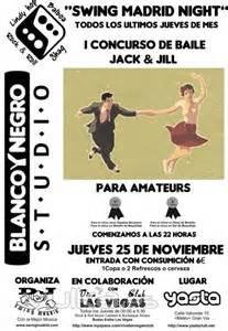 swing madrid foto swing madrid night quot i concurso de baile jack jill