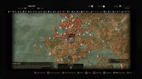 golden sturgeon witcher 3 map the witcher 3 golden sturgeon location the witcher 3