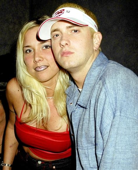 eminem and kim eminem s former sister in law dies of suspected heroin
