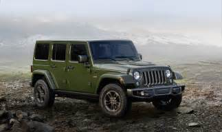 Pictures Of Jeep Wranglers Jeep Wrangler Diesel To Come Well Before Wrangler Hybrid
