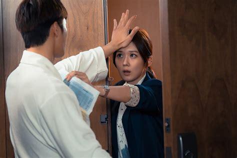 film drama korea jang nara i remember you seo in guk gets handsy with jang nara