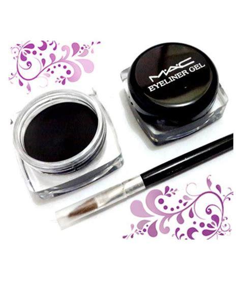 Gel Eye Liner Warna 2 In 1 m a c gel eyeliner black black 3 gm buy m a c gel eyeliner black black 3 gm at best prices in