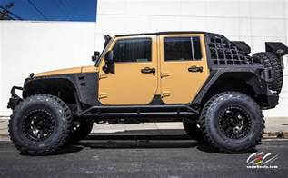 Customize A Jeep Custom Jeep Wrangler Unlimited Car Interior Design