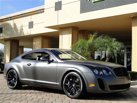 bentley grey 2010 bentley continental gt supersports