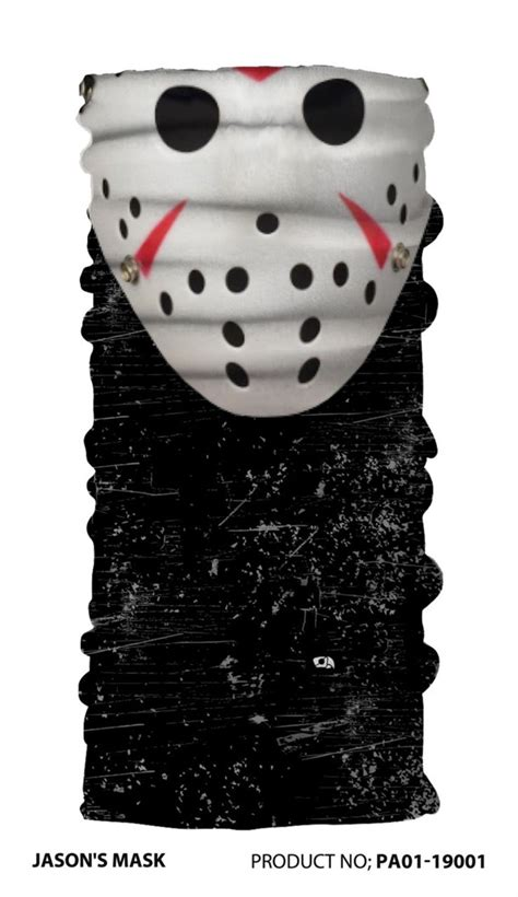 pirate parrot bandana jasons mask