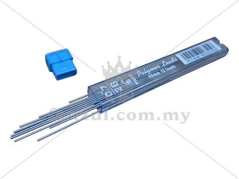 Pen Paper Pilot Pencil Lead Polymer 2b 0 5 Mm 12 Leads 1 pilot polymer pencil leads 0 7 fauzul enterprise