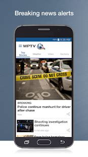 Breaking News To Serve 45 Days by Wptv 5 West Palm Android Apps On Play