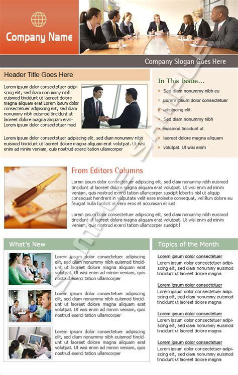 marketing newsletter templates email marketing software newsletter templates
