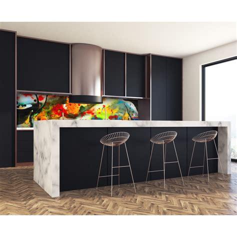 Formidable Comment Poser Une Credence De Cuisine #1: Credence-de-cuisine-abstrait-aquarelle-peinture.jpg
