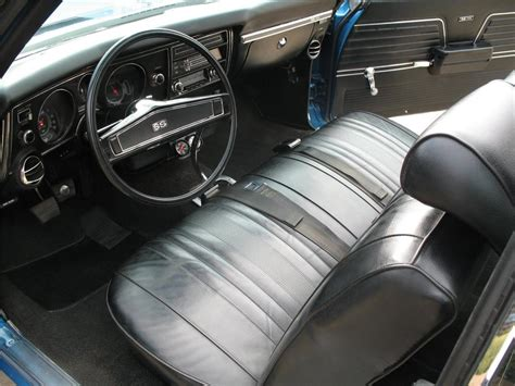 1969 Chevelle Interior by 1969 Chevrolet Chevelle Ss 396 Convertible 65804