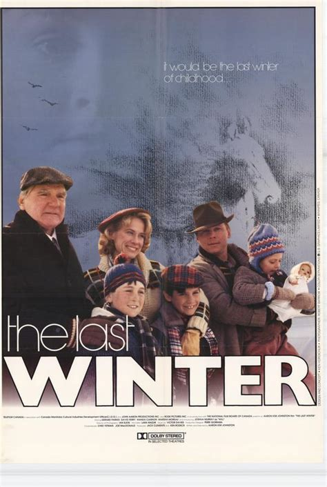The Last Winter the last winter posters from poster shop