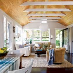 Vaulted Ceiling Ideas Living Room Exposed Collar Ties The Most I Like Buildings Sun House Ideas And