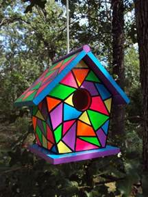 colorful bird houses best 25 painted birdhouses ideas on bird