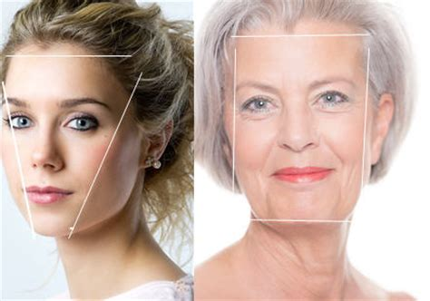 what face shape ages best retrieving your face from the age rectangle