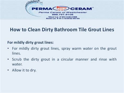 how to clean dirty tiles in the bathroom how to clean dirty bathroom tile grout lines