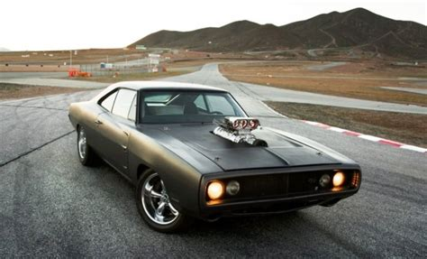 toretto s 1970 dodge charger in fast five auto car