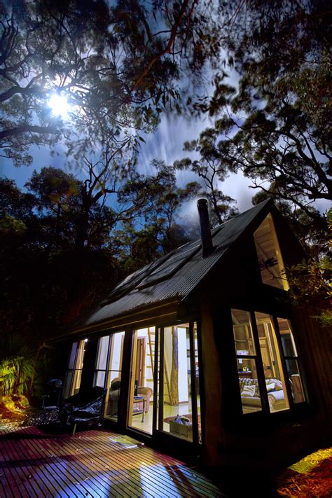 Wollemi Wilderness Cabins by Australian Landscape And Travel Photography