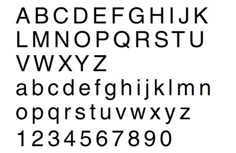 Hey Helvetica Is Younger Than Me by Font Id 230 With Franson Burgner At Brigham