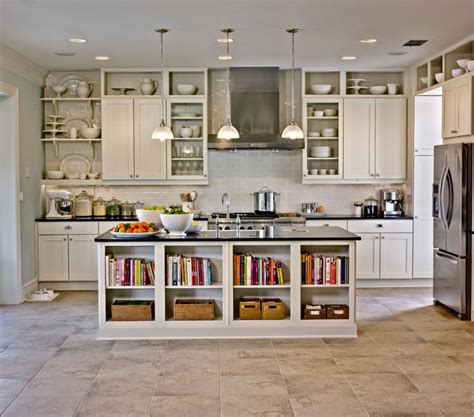 Open Kitchen Cabinets Ideas 55 Open Kitchen Shelving Ideas With Closed Cabinets