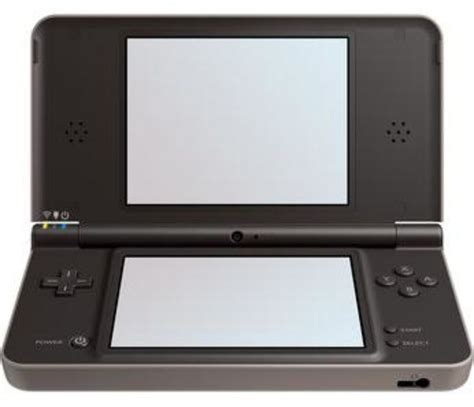 nds console nintendo dsi xl brown console