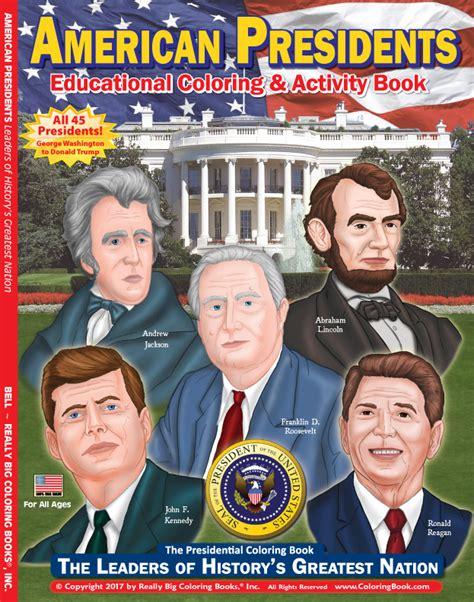 american coloring book coloring books american presidents coloring book