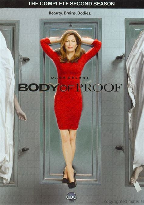film seri body of proof body of proof the complete second season dvd 2012 dvd
