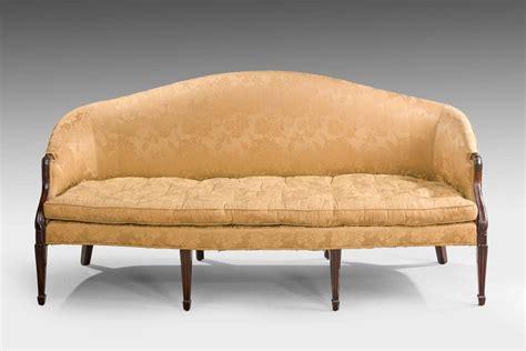 hepplewhite sofa hepplewhite design mahogany framed sofa 348181