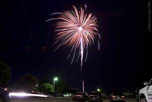 Fireworks Show The Best Fireworks Displays In Kansas In 2016 Locations