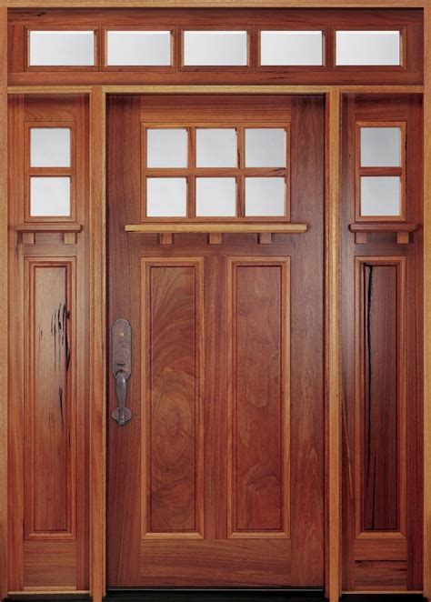 Exterior Door With Transom Front Doors Front Door With Sidelights And Transom