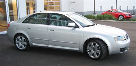 Audi 8e by 2005 Audi S4 Avant 8e Pictures Information And Specs