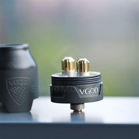 Gb014 Vgod Elite Series Mech Mod Kit Rda Vapor Promo vgod pro mech 2 kit with elite rda