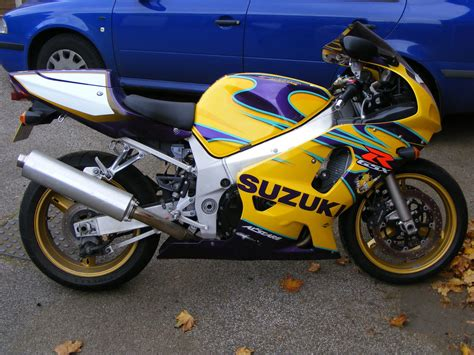 Suzuki Gsxr 600 K3 Suzuki Gsxr 600 K3 For Spares Or Repair