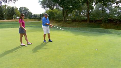 rocco mediate swing playing lessons rocco mediate right to left putt golf