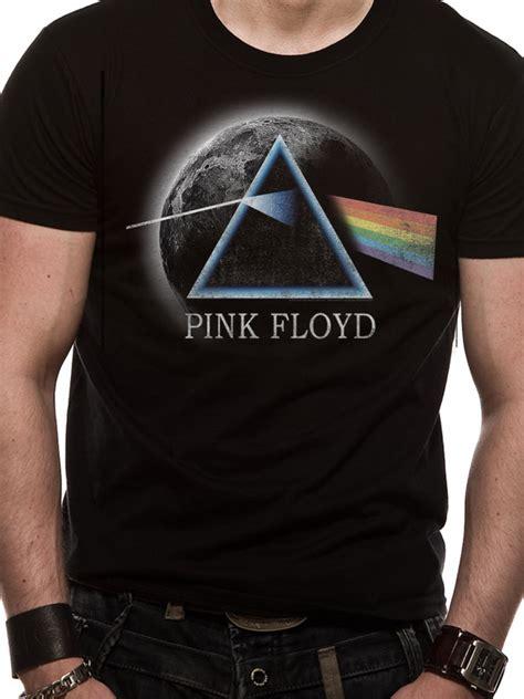 Kaos Custom Pink Floyd Side Of The Moon pink floyd t shirt official merchandise pink floyd