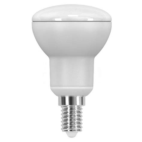 r50 led reflector 3 6w e14 ses warm white non dimmable 16 62 62