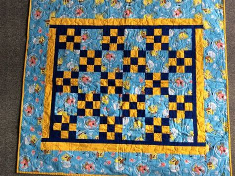Spongebob Quilt by 17 Best Images About Handmade Quilts For Sale On Fleece Throw Quilt And Handmade Dolls