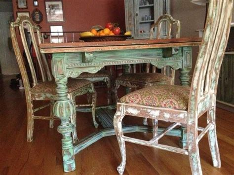 shabby chic posts and dining tables on pinterest
