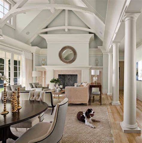 Beautiful Mirrors For Living Room by Beautiful Transitional White And White Traditional