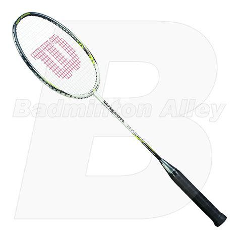 Raket Yonex Titanium wilson titanium power badminton racket
