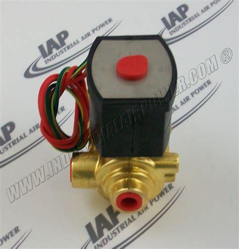 sullair   solenoid valve